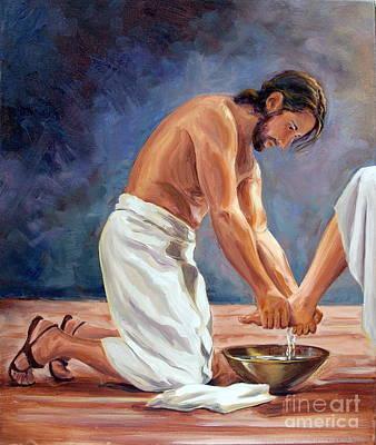 The Followers Paintings Original Artwork