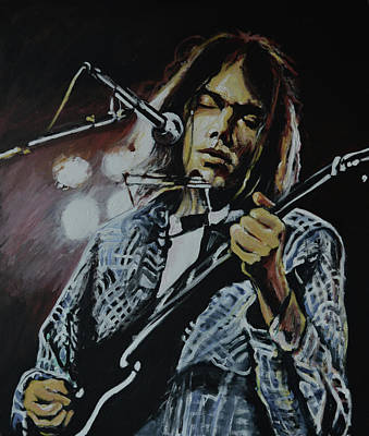 Designs Similar to Neil Young by Melissa O'Brien
