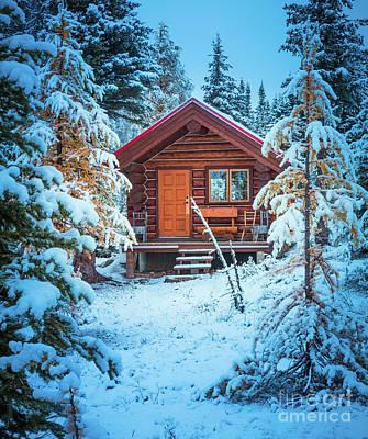 Designs Similar to Winter Hut by Inge Johnsson