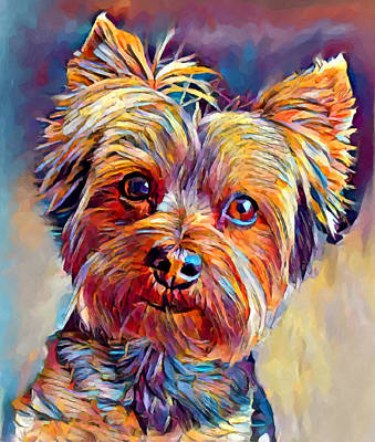 Designs Similar to Yorkshire Terrier 2