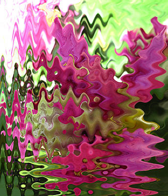 Designs Similar to Rhodie Wave Abstract