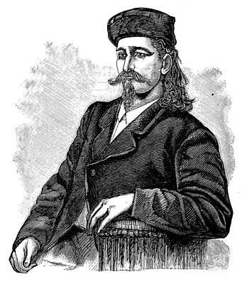 Designs Similar to Wild Bill Hickock (1837-1876)