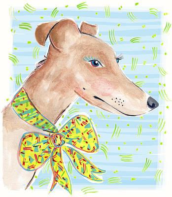 Muzzle Drawings Prints