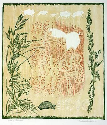 Meadowlark Drawings Original Artwork