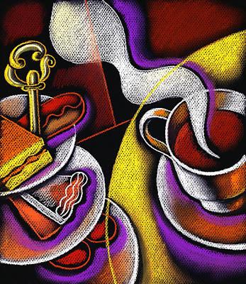 Teapot Paintings Original Artwork