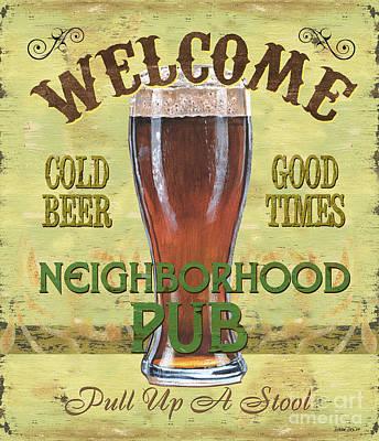 Designs Similar to Neighborhood Pub