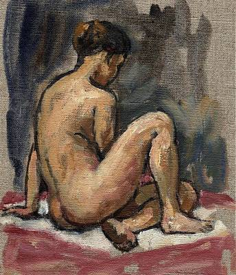 Renoir Original Artwork