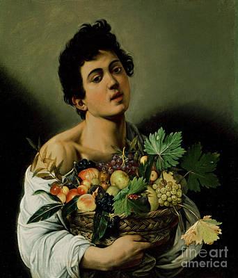 Basket Of Fruit Prints