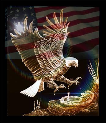 Designs Similar to Air Superiority-patriotic Eagle