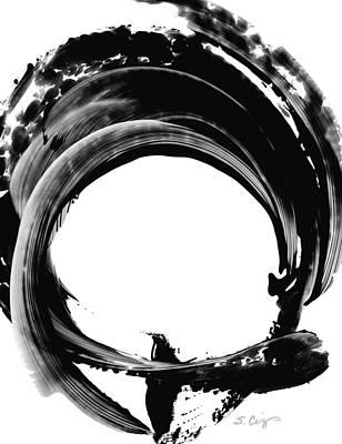 Black Circle Paintings