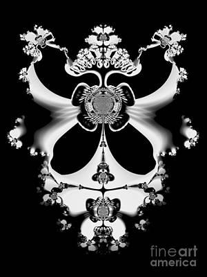 Digital Art - Fractal Art 1 by Sven Fauth