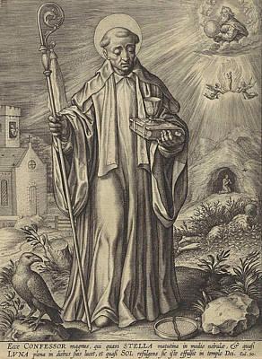 Benedictine Order Art