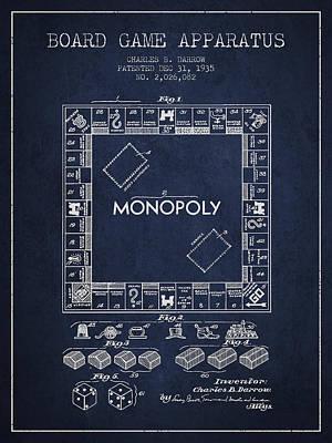 Vintage Board Games Wall Art