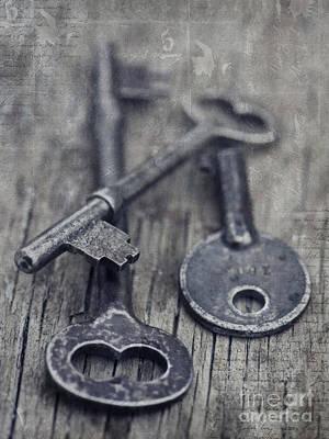 Lock And Key Art