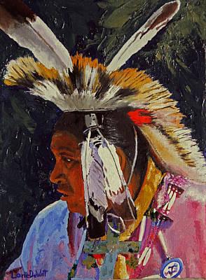 Painting - Potowatome by Lane DeWitt