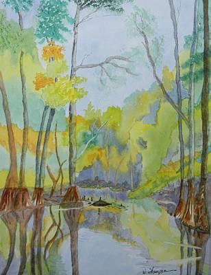 Econlockhatchee River Paintings