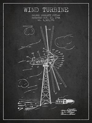 Wind Mill Digital Art