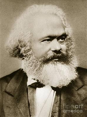 Karl Marx Photographs
