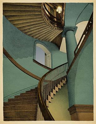 Stairs Drawings