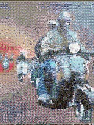 Lambretta Paintings