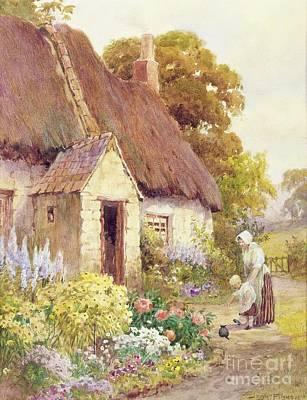 Country Door Paintings
