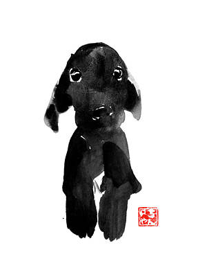 Chien Paintings