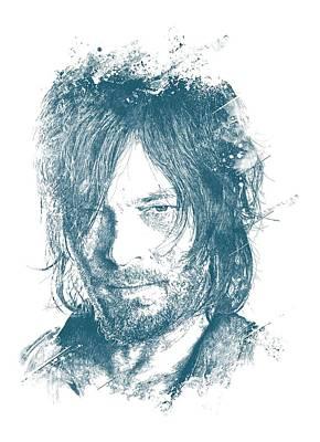 Daryl Dixon Art