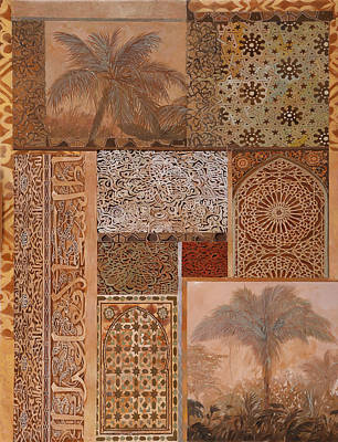Arabesque Paintings