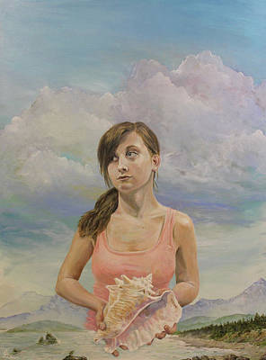 Painting - Promethea by James Andrews
