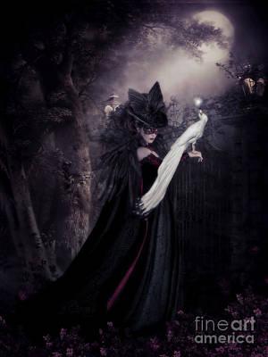 Nightscape Digital Art