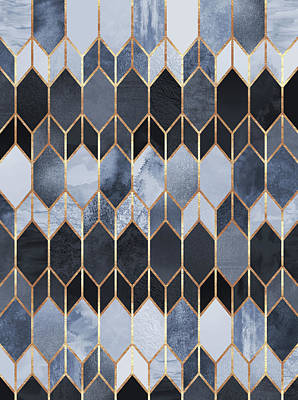 Abstract Pattern Digital Art