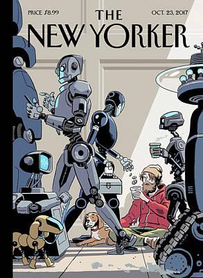 Robot Drawings