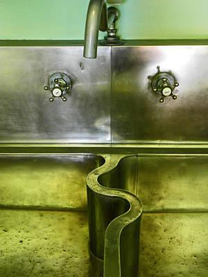 Sink Art