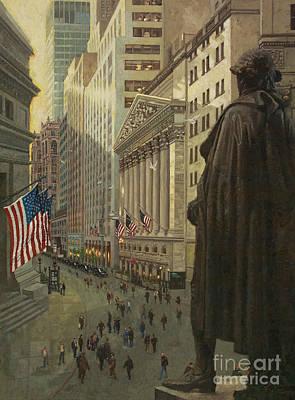 Financial District Art