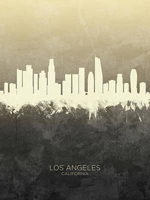 Designs Similar to Los Angeles California Skyline