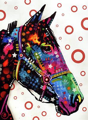 Equine Mixed Media