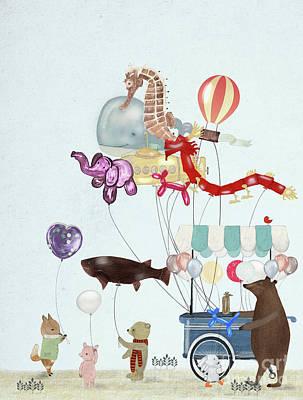 Designs Similar to Balloon Surprise by Bri Buckley
