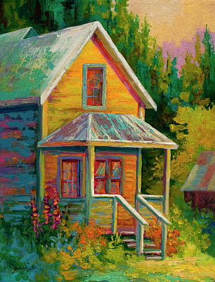 Barkerville Paintings