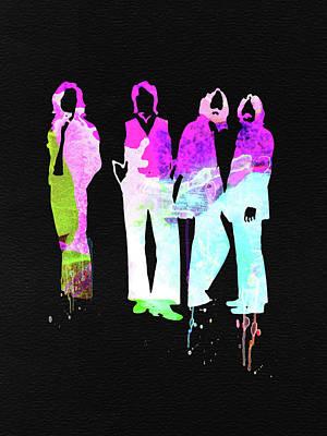 Beatles Mixed Media