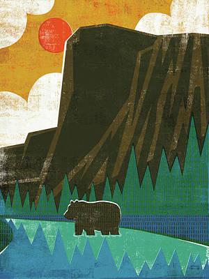 Big Bear Lake Paintings