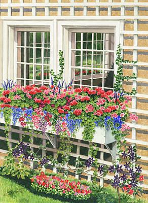 Butchart Gardens Art