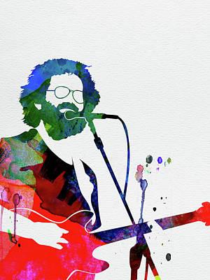 Rock Band Mixed Media