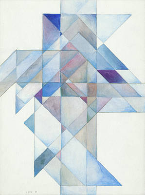 Painting - Jesus Cross LXXV 85 by Willy Wiedmann