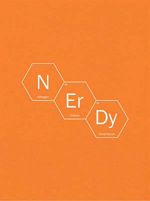 Nerdy Digital Art