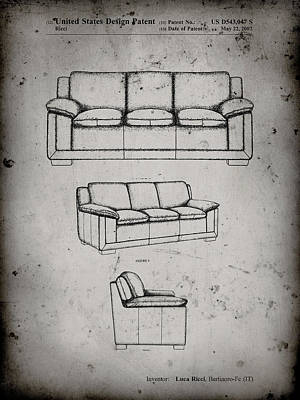 Couch Digital Art