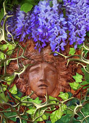 Secret Garden Digital Art