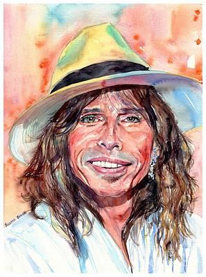 Aerosmith Rock Music Art Prints