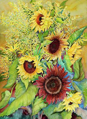 Goldenrod Art Prints