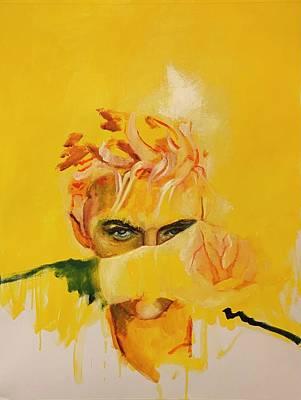 Painting - Alejandro II by Grus Lindgren