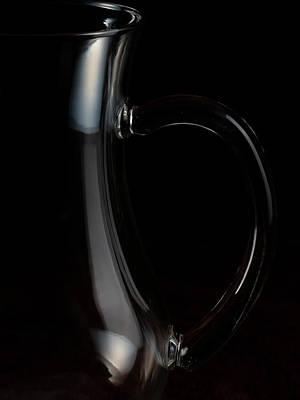 Photograph - Jarra de cristal by Eduardo Mendez